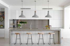 Modern white kitchen design ideas (26)