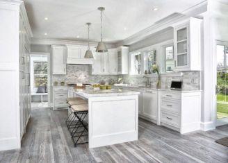 Modern white kitchen design ideas (9)