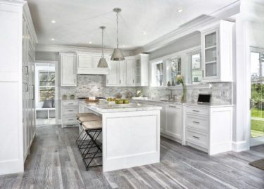 Modern white kitchen design ideas (9)