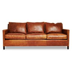 Stunning modern leather sofa design for living room (41)