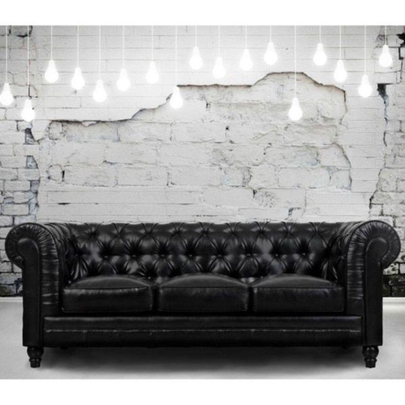 Stunning modern leather sofa design for living room (45)