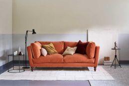 Stunning modern leather sofa design for living room (7)