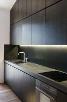 Stylish luxury black kitchen design ideas (41)