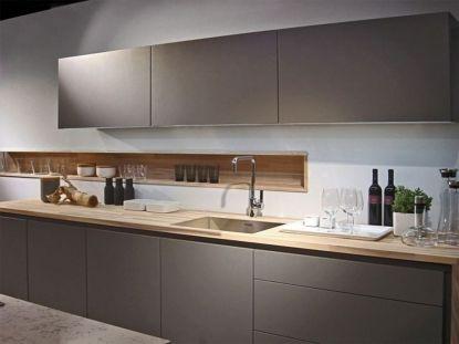 Totally inspiring modern kitchen cabinet design decor ideas (15)