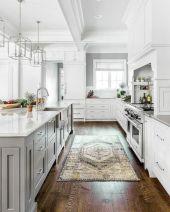 Totally inspiring modern kitchen cabinet design decor ideas (17)