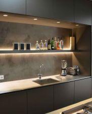 Totally inspiring modern kitchen cabinet design decor ideas (28)