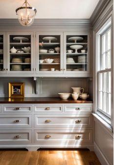 Totally inspiring modern kitchen cabinet design decor ideas (32)