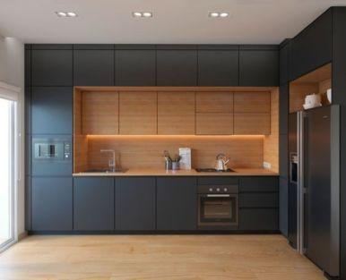 Totally inspiring modern kitchen cabinet design decor ideas (38)