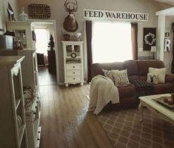 Amazing rustic mountain farmhouse decorating ideas (29)