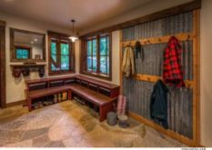 Amazing rustic mountain farmhouse decorating ideas (31)