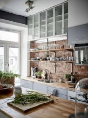 Beautiful rustic kitchen cabinet ideas (11)