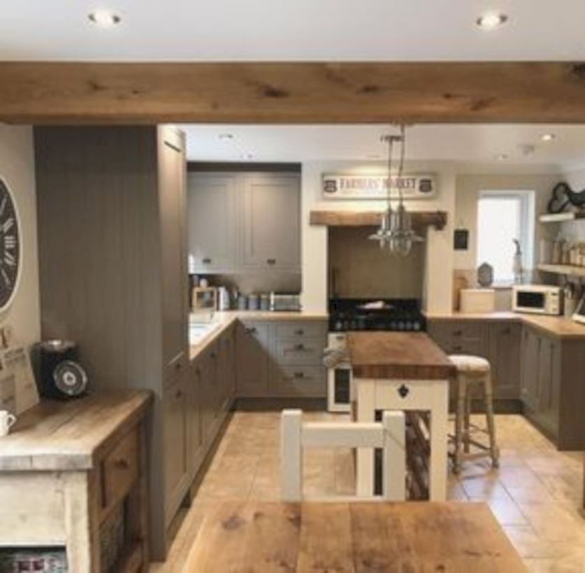 Beautiful rustic kitchen cabinet ideas (16)