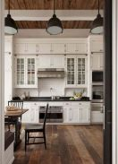 Beautiful rustic kitchen cabinet ideas (17)