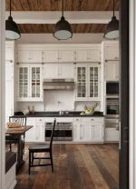 Beautiful rustic kitchen cabinet ideas (17)