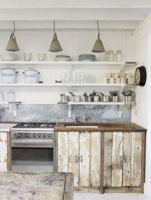 Beautiful rustic kitchen cabinet ideas (21)