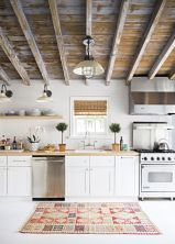 Beautiful rustic kitchen cabinet ideas (24)