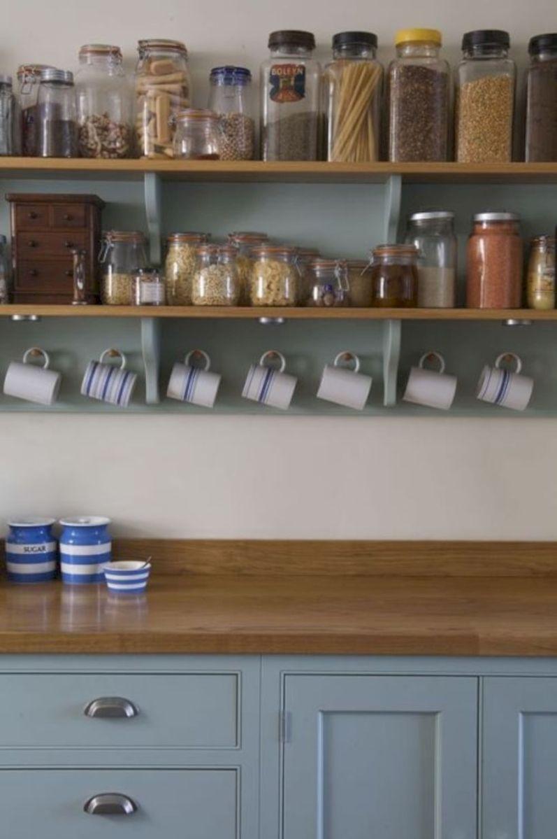 Beautiful rustic kitchen cabinet ideas (30)
