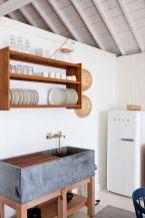 Beautiful rustic kitchen cabinet ideas (36)