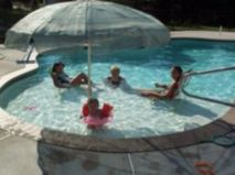 Beautiful small outdoor inground pools design ideas 02