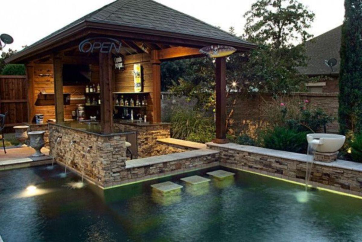 Beautiful small outdoor inground pools design ideas 03