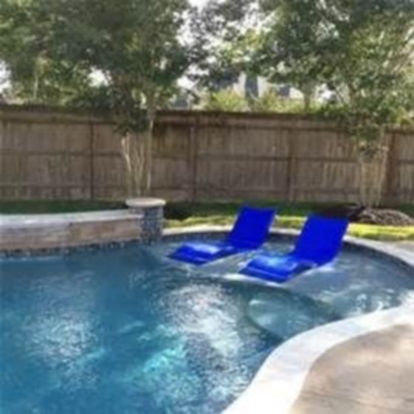 Beautiful small outdoor inground pools design ideas 16