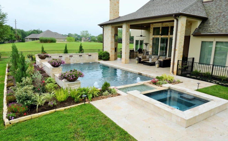 48 Beautiful Small Outdoor Inground Pools Design Ideas ...