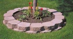 Best and beautiful tree ring planter ideas 18