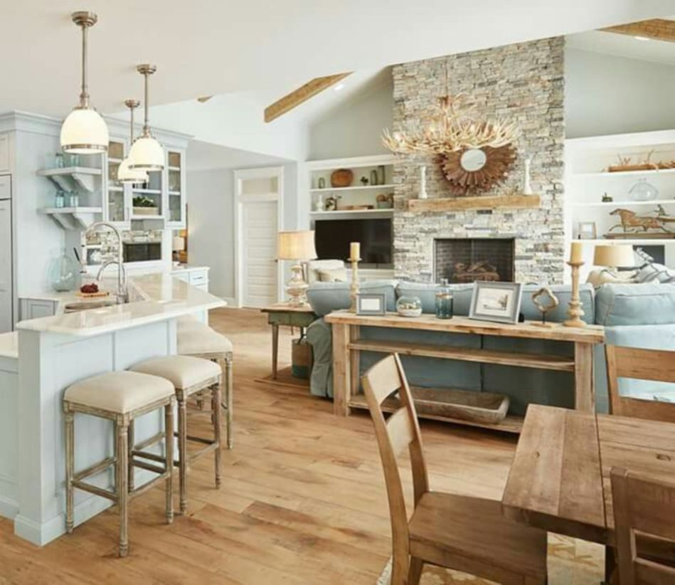 Best Rustic Coastal Decorating Ideas For Simple Home Decor 01