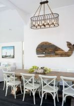 Best rustic coastal decorating ideas for simple home decor 05