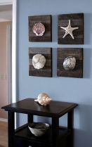 Best rustic coastal decorating ideas for simple home decor 07