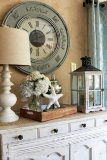 Best rustic coastal decorating ideas for simple home decor 34