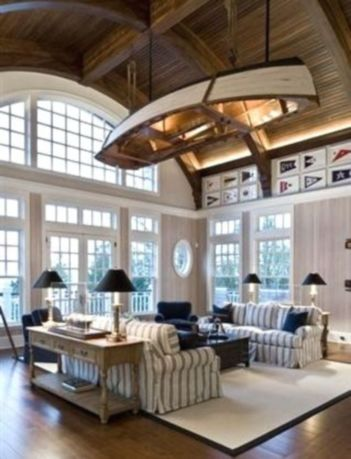 Best rustic coastal decorating ideas for simple home decor 47