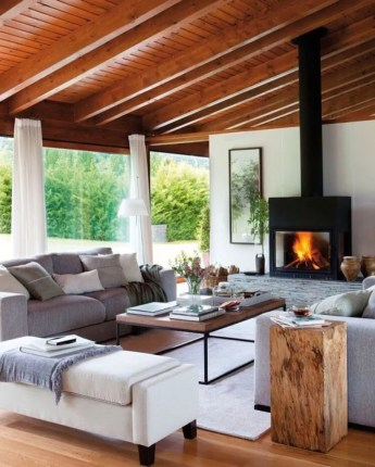 Cozy living room ideas for your home (15)