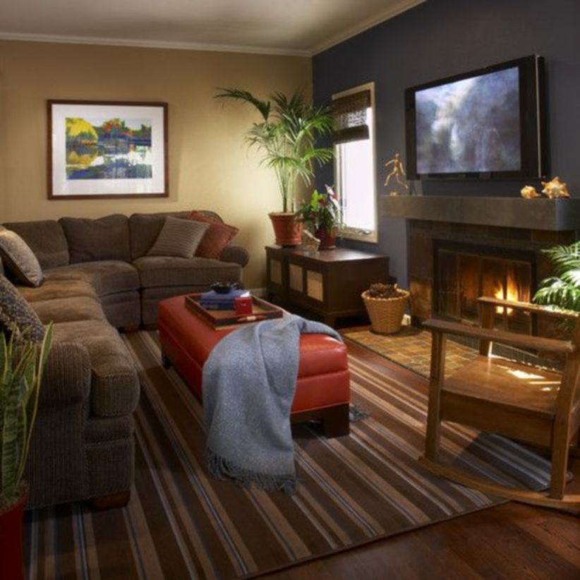 Cozy living room ideas for your home (17)
