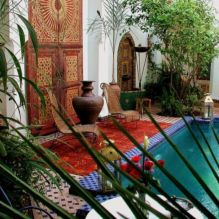Cozy moroccan patio decor and design ideas (10)