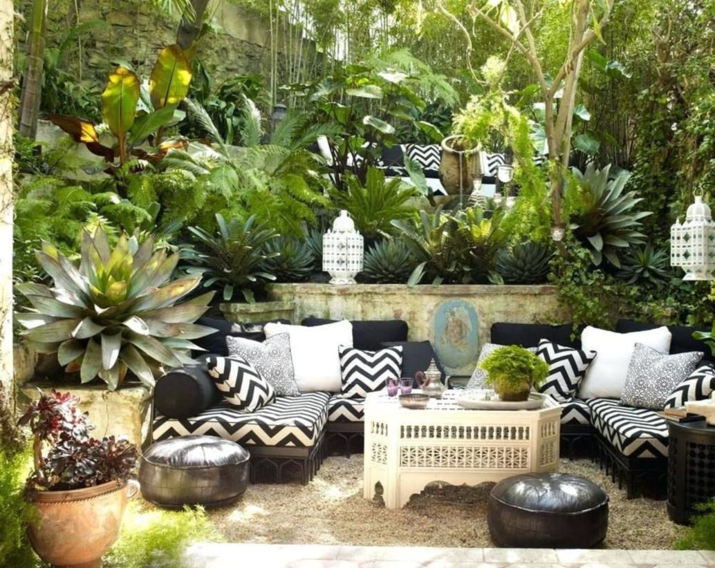 Cozy moroccan patio decor and design ideas (14)