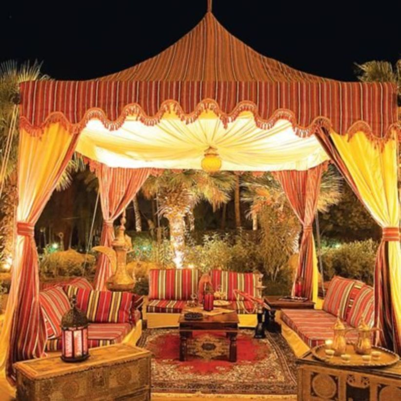 Cozy moroccan patio decor and design ideas (2)