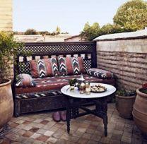 Cozy moroccan patio decor and design ideas (25)