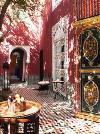 Cozy moroccan patio decor and design ideas (32)