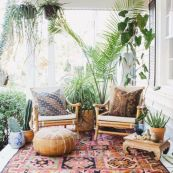 Cozy moroccan patio decor and design ideas (38)