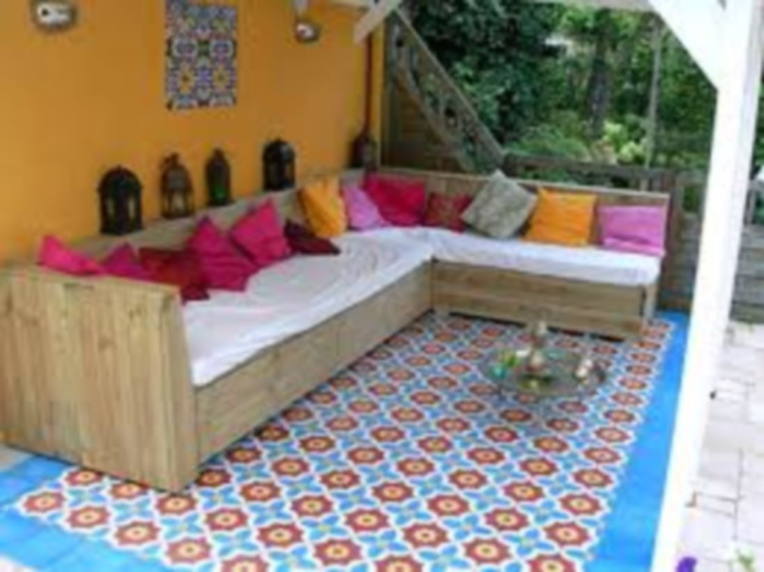 Cozy moroccan patio decor and design ideas (39)