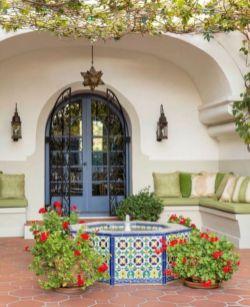 Cozy moroccan patio decor and design ideas (40)