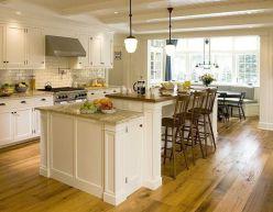 Creative kitchen islands stove top makeover ideas (16)