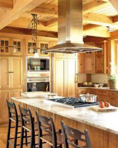 Creative kitchen islands stove top makeover ideas (34)