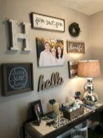 Elegant farmhouse decor ideas for your home (16)