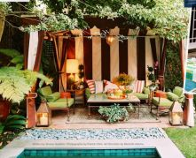 Excellent indoor spa decorating ideas 11