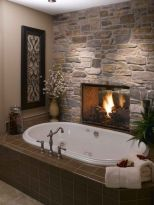 Excellent indoor spa decorating ideas 13