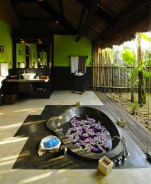 Excellent indoor spa decorating ideas 17