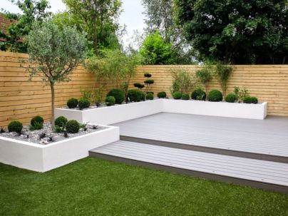 Exclusive and modern minimalist fence design ideas 09