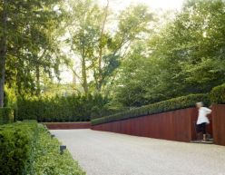 Exclusive and modern minimalist fence design ideas 30